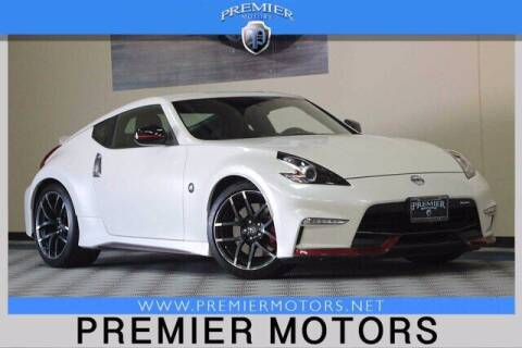 2020 Nissan 370Z for sale at Premier Motors in Hayward CA