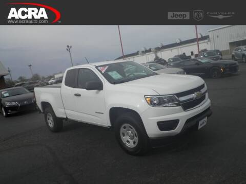 2016 Chevrolet Colorado for sale at BuyRight Auto in Greensburg IN
