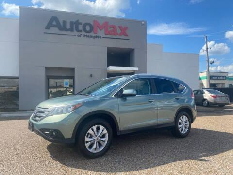 2012 Honda CR-V for sale at AutoMax of Memphis - V Brothers in Memphis TN