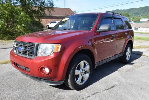 2012 Ford Escape for sale at Gamble Motor Co in La Follette TN