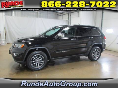 2019 Jeep Grand Cherokee for sale at Runde Chevrolet in East Dubuque IL