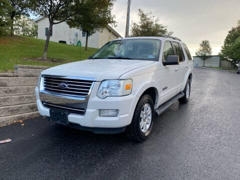 2008 Ford Explorer for sale at 4 Below Auto Sales in Willow Grove PA