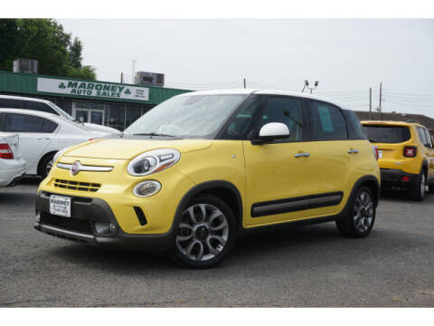 2014 FIAT 500L for sale at Maroney Auto Sales in Humble TX