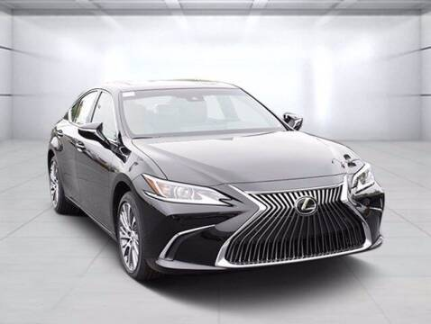 2020 Lexus ES 350 for sale at BOB ROHRMAN FORT WAYNE TOYOTA in Fort Wayne IN
