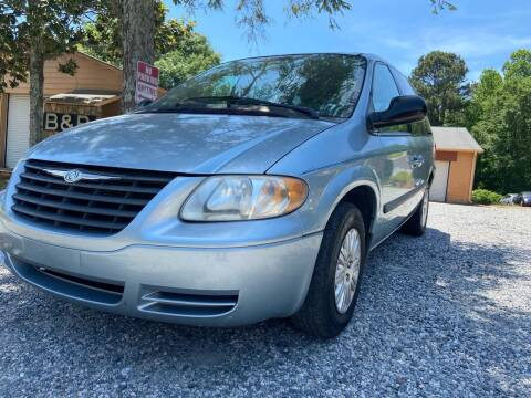 2005 Chrysler Town and Country for sale at Efficiency Auto Buyers in Milton GA