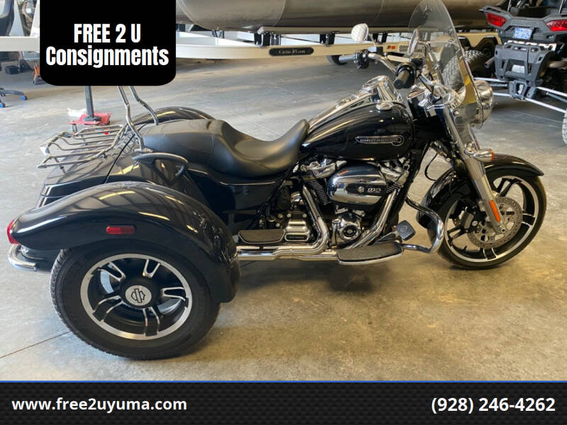 2019 Harley-Davidson Free Wheeler for sale at FREE 2 U Consignments in Yuma AZ