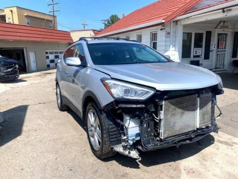 2014 Hyundai Santa Fe Sport for sale at AE Of Miami in Miami FL