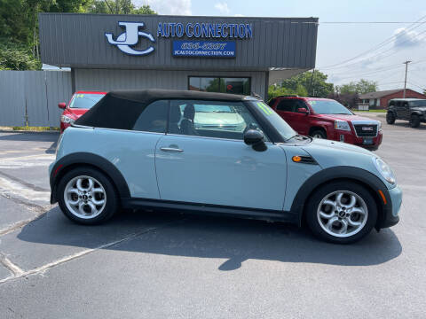 2012 MINI Cooper Convertible for sale at JC AUTO CONNECTION LLC in Jefferson City MO