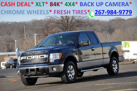 2013 Ford F-150 for sale at T CAR CARE INC in Philadelphia PA