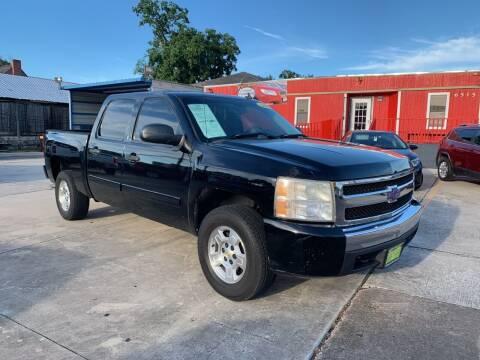 2008 Chevrolet Silverado 1500 for sale at JORGE'S MECHANIC SHOP & AUTO SALES in Houston TX