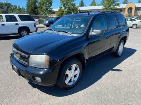 2007 Chevrolet TrailBlazer for sale at TacomaAutoLoans.com in Tacoma WA