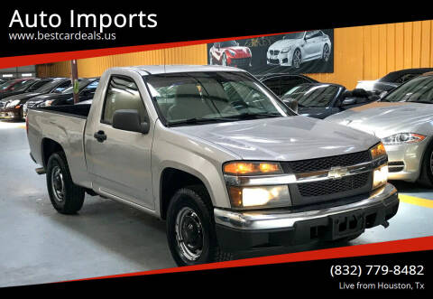 2006 Chevrolet Colorado for sale at Auto Imports in Houston TX