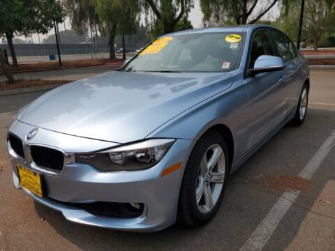 2013 BMW 3 Series for sale at ALL CREDIT AUTO SALES in San Jose CA