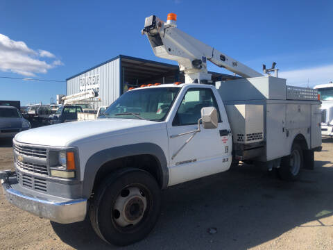 2002 Chevrolet Silverado 3500 for sale at Brand X Inc. in Mound House NV