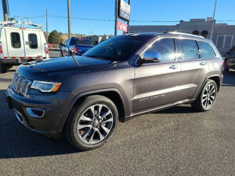 2017 Jeep Grand Cherokee for sale at Kessler Auto Brokers in Billings MT