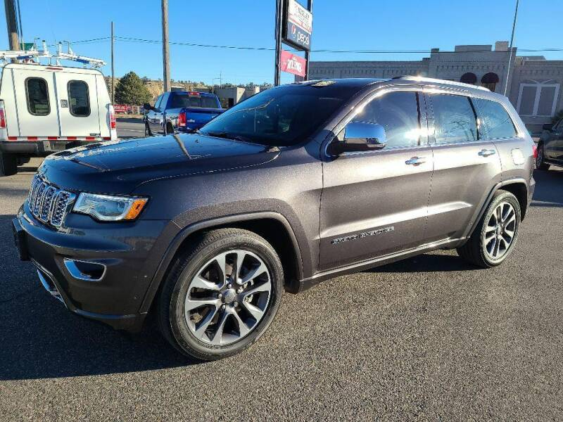 2017 Jeep Grand Cherokee for sale at Kessler Auto Brokers in Billings MT