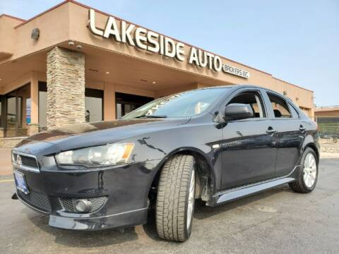 2010 Mitsubishi Lancer Sportback for sale at Lakeside Auto Brokers in Colorado Springs CO