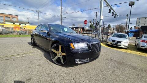 2012 Chrysler 300 for sale at Paisanos Chevrolane in Seattle WA