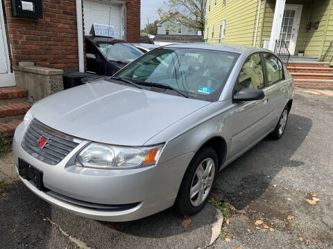 2007 Saturn Ion for sale at UNION AUTO SALES in Vauxhall NJ