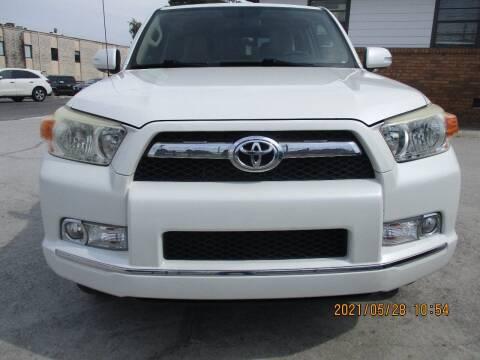 2011 Toyota 4Runner for sale at Atlantic Motors in Chamblee GA