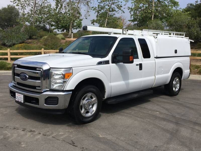 2015 Ford F-250 Super Duty for sale at OC Used Auto in Newport Beach CA