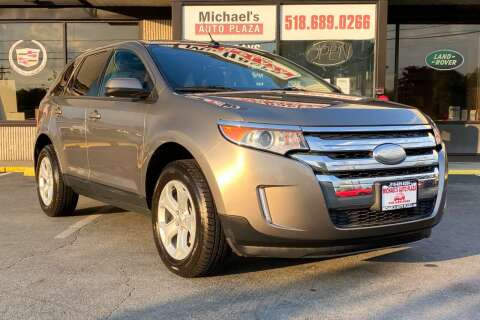 2013 Ford Edge for sale at Michaels Auto Plaza in East Greenbush NY
