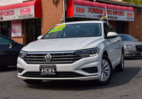 2019 Volkswagen Jetta for sale at Foreign Auto Imports in Irvington NJ