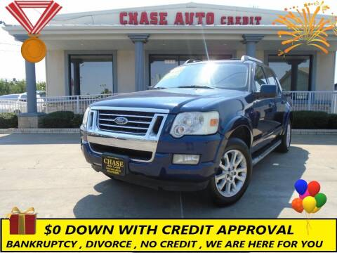 2008 Ford Explorer Sport Trac for sale at Chase Auto Credit in Oklahoma City OK