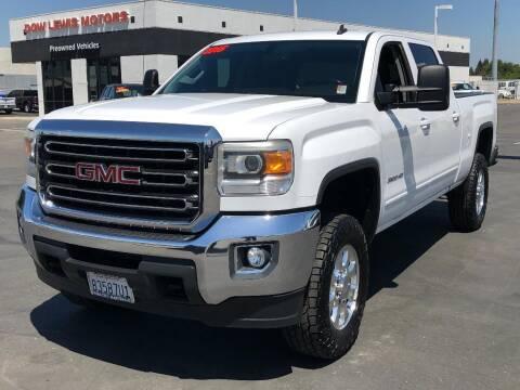 2015 GMC Sierra 2500HD for sale at Dow Lewis Motors in Yuba City CA