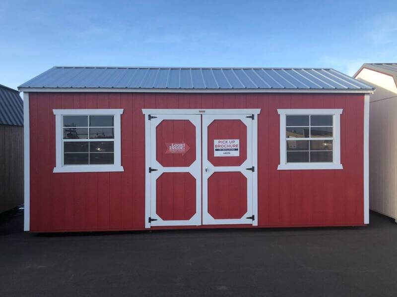 2020 Old Hickory Buildings Side Utility for sale at Krantz Motor City in Watertown SD