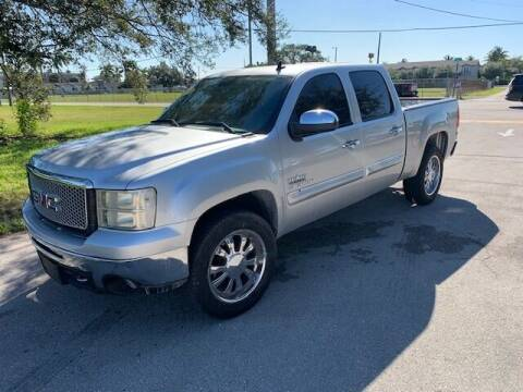 2013 GMC Sierra 1500 for sale at VC Auto Sales in Miami FL