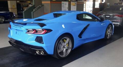 2021 Chevrolet Corvette for sale at R & R Motors in Queensbury NY