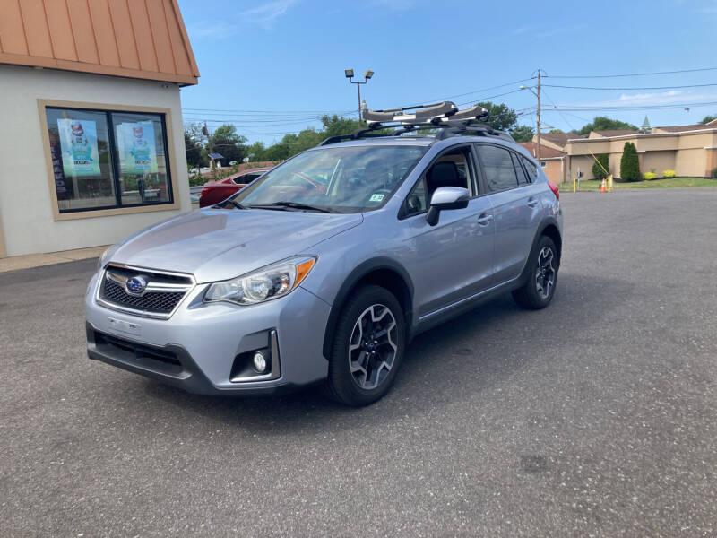 2017 Subaru Crosstrek for sale at Majestic Automotive Group in Cinnaminson NJ