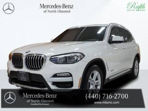 2018 BMW X3 for sale at Mercedes-Benz of North Olmsted in North Olmstead OH