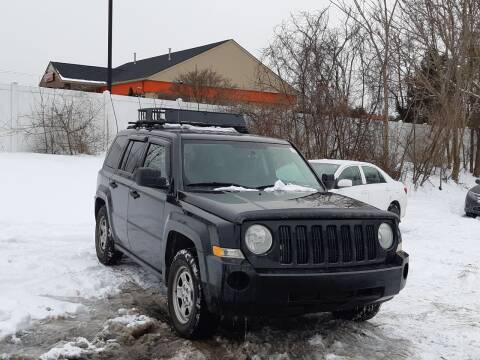 2009 Jeep Patriot for sale at MMM786 Inc. in Wilkes Barre PA