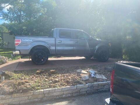 2011 Ford F-150 for sale at Texas Truck Sales in Dickinson TX