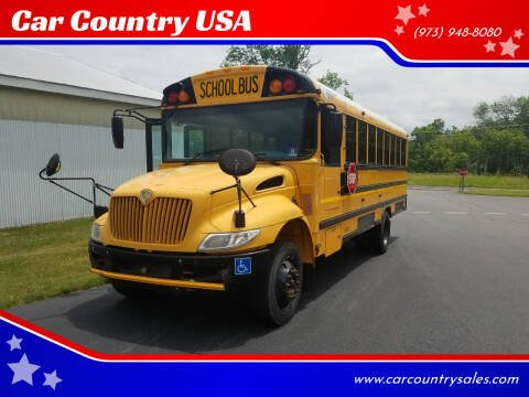 2011 IC Bus CE Series for sale at Car Country USA in Augusta NJ