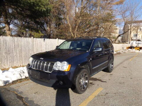 2008 Jeep Grand Cherokee for sale at Wayland Automotive in Wayland MA