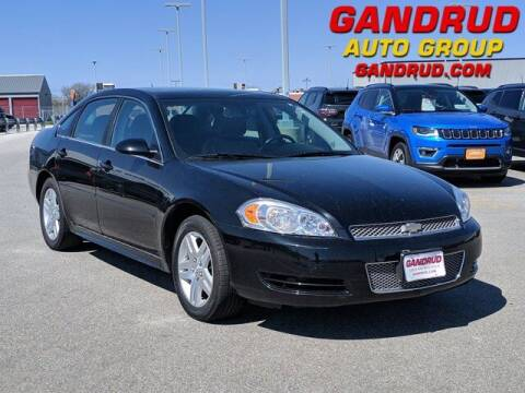 2014 Chevrolet Impala Limited for sale at Gandrud Dodge in Green Bay WI