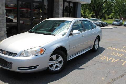 2013 Chevrolet Impala for sale at City to City Auto Sales - Raceway in Richmond VA