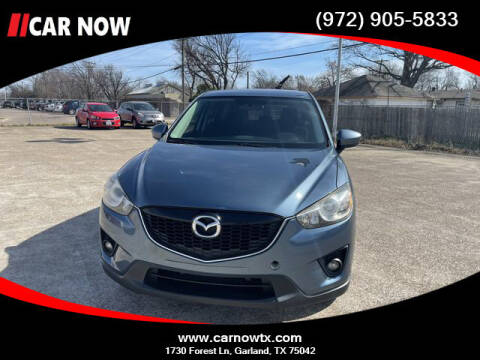 2015 Mazda CX-5 for sale at Car Now in Dallas TX