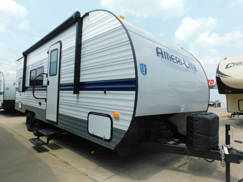 2021 Gulf Stream Ameri-Lite 248BH for sale at Motorsports Unlimited in McAlester OK