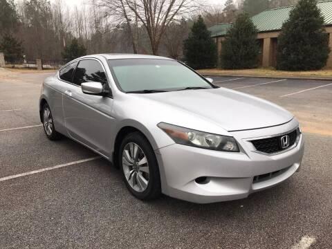 2008 Honda Accord for sale at Affordable Dream Cars in Lake City GA