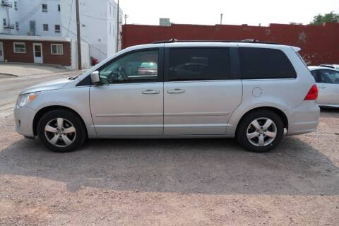 2009 Volkswagen Routan for sale at Paris Fisher Auto Sales Inc. in Chadron NE