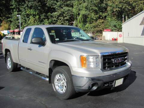 2007 GMC Sierra 1500 for sale at Kens Auto Sales in Holyoke MA