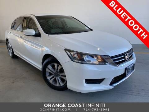 2014 Honda Accord for sale at ORANGE COAST CARS in Westminster CA