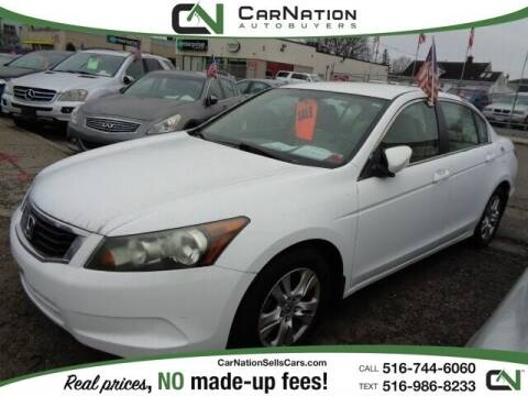2008 Honda Accord for sale at CarNation AUTOBUYERS, Inc. in Rockville Centre NY