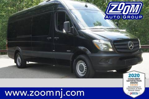 2016 Mercedes-Benz Sprinter Passenger for sale at Zoom Auto Group in Parsippany NJ