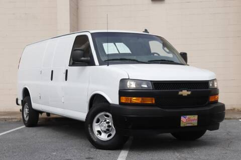 2018 Chevrolet Express Cargo for sale at El Compadre Trucks in Doraville GA