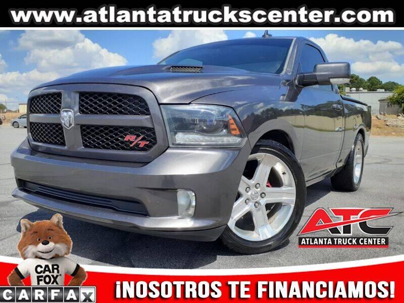 2015 RAM Ram Pickup 1500 for sale at ATLANTA TRUCK CENTER LLC in Brookhaven GA